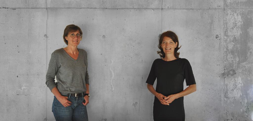 Heike Bröll und Frauke Dienberg