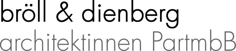 bröll & dienberg architektinnen